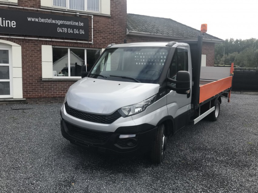 Iveco Daily Laadlift