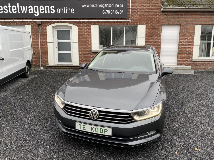 Volkswagen Passat Full Option (grijs)