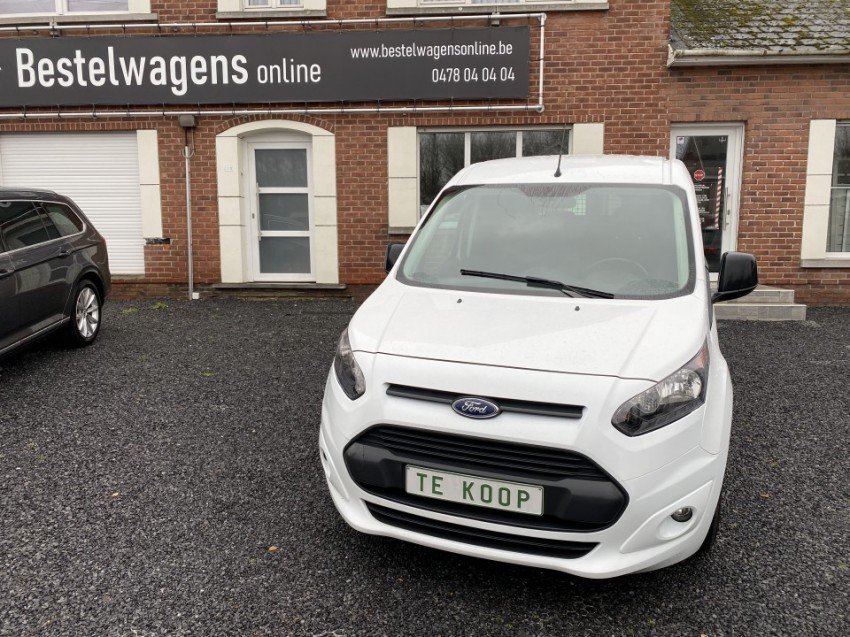 Ford Transit Connect L1H1 (wit)