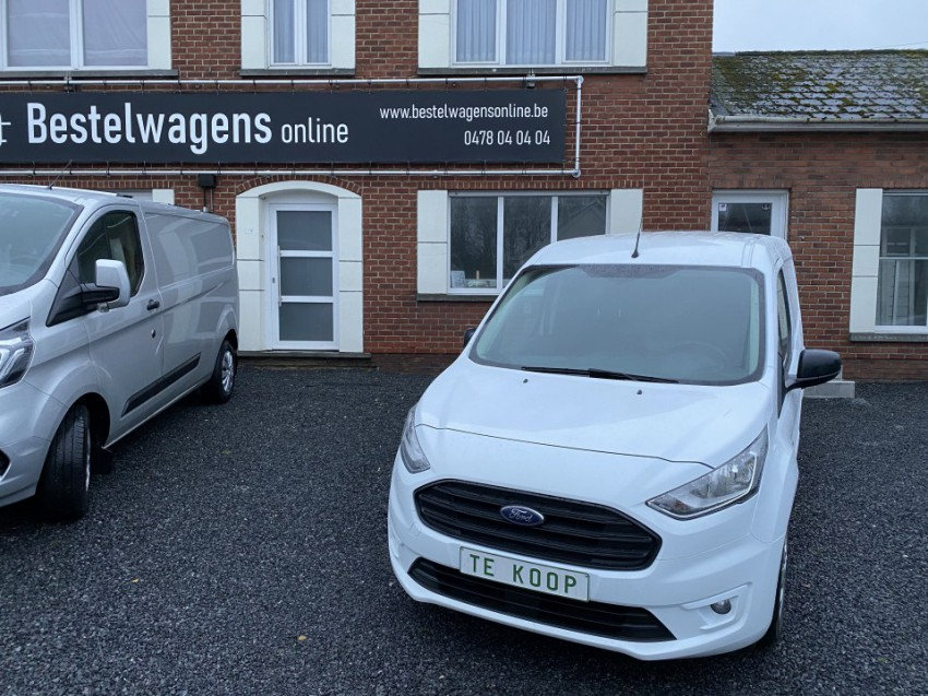 Ford Transit Connect L2  VERKOCHT