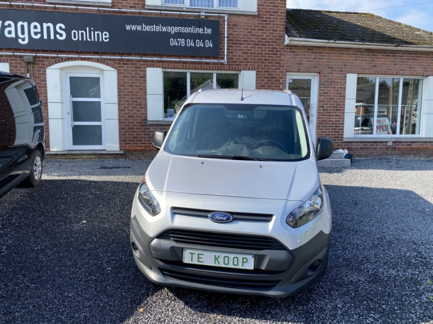 Ford Transit Connect ECOBOOST