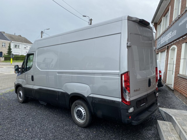 Iveco Dailly L3H3 Himatic (benzine/CNG) AUTOMAAT
